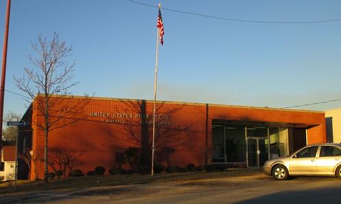 Post Office 36862 (LaFayette, Alabama)