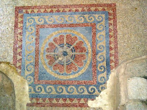 Massada Mosaic