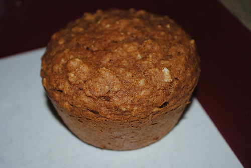 maple buttermilk muffin