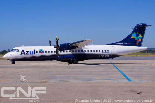 ATR72-500 Azul Linhas Aéreas PP-PTL
