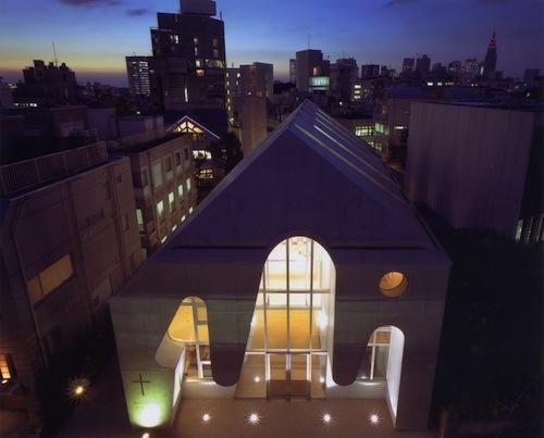 Diez modernas iglesias extra amente hermosas foros de la for Atrio dentro casa