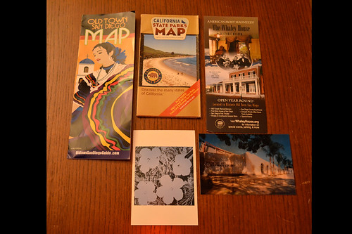 Information and Post Cards