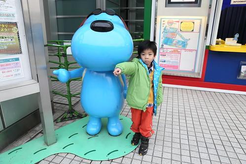 富士電視台前廣場