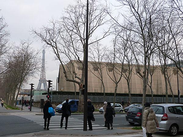 l'Unesco et la tour eiffel