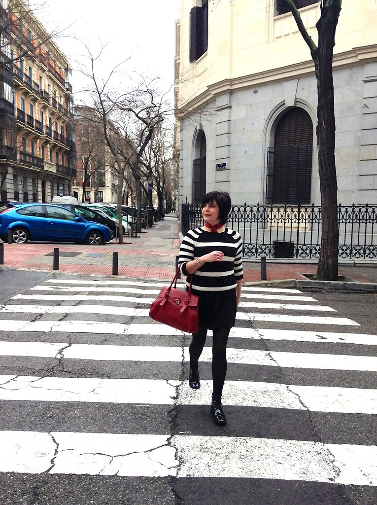 Madrid, España - Outfit of the Day