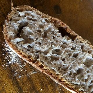 Chestnut Flour Pain de Campagne 2