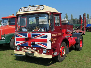 AEC Mandator Mark O Reilly Tractor Unit