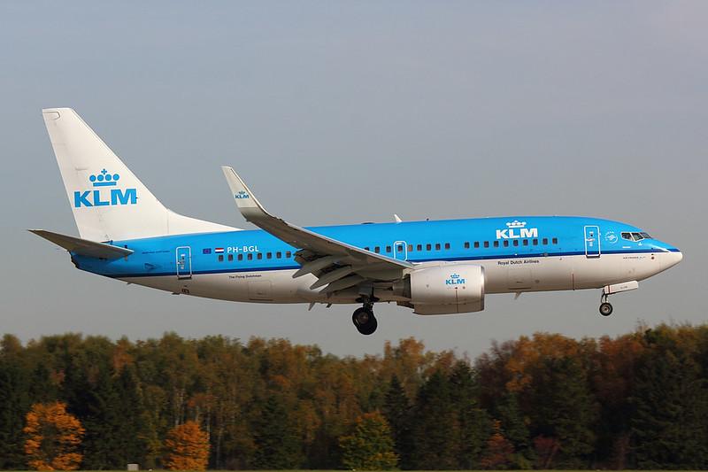 KLM - B737 - PH-BGL (2)