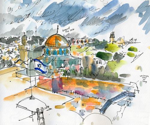 March 2014: Israel - Jerusalem
