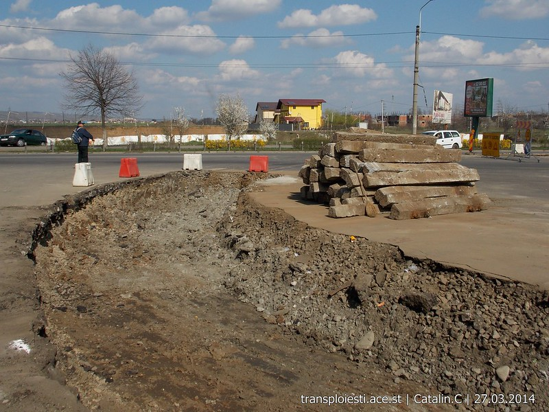 Traseul 102, etapa I: Bucla Nord ( Sp. Județean ) - Intersecție Republicii - Pagina 2 13506496503_efc0232c7f_c