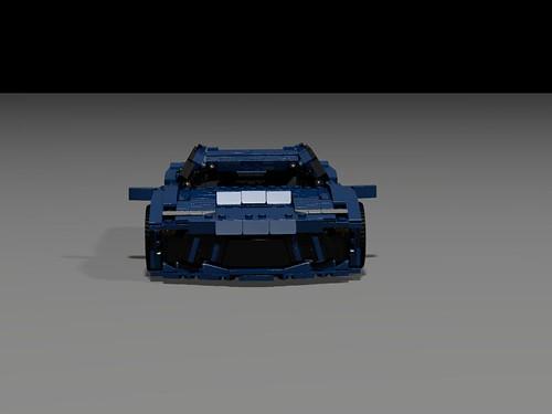 Prowler Radic - front