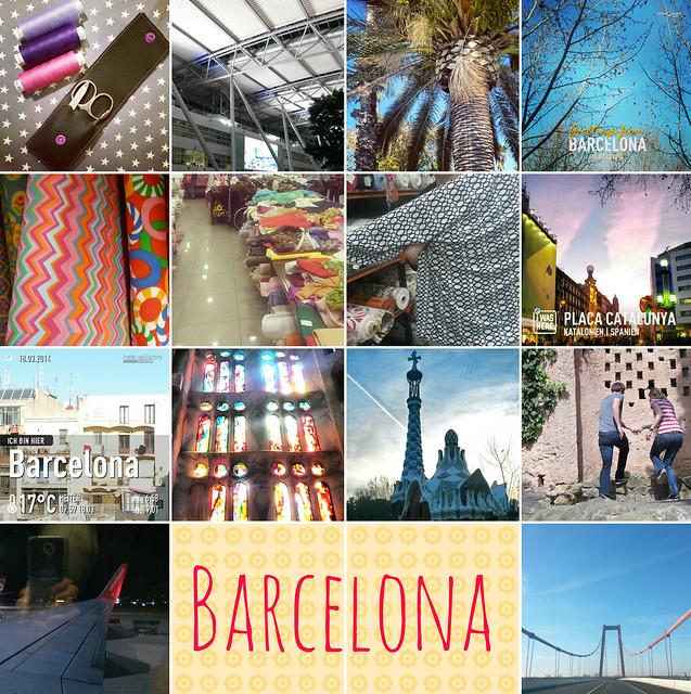 Rückblick März 2014 Teil2 Barcelona