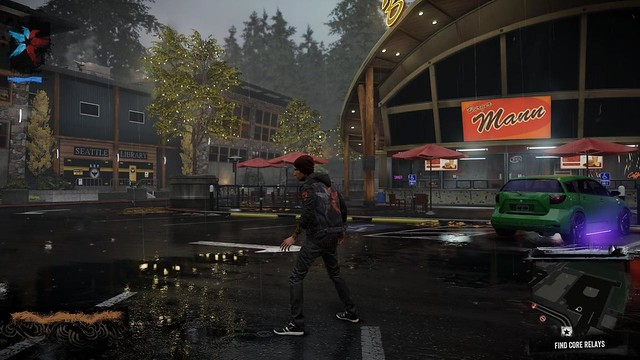 inFamous Second Son - Screenshot 3
