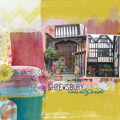 Shrewsbury Courtyards