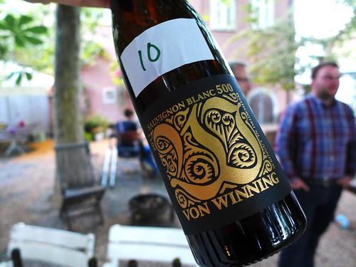 2011 Von Winning Sauvignon Blanc 500