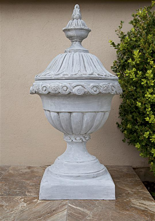 Imperial Urn with Top