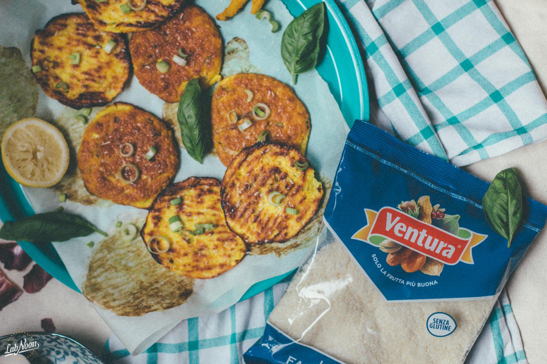 Gluten Free Fritters with Ricotta & Coconut Flour   Frittelle Senza Glutine con Farina di Cocco   Lab Noon by Saghar Setareh-12