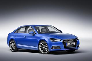 2016 Audi A4 & A4 Avant
