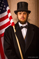 Tampa Bay Comic-Con 2015 Cosplay - PRESIDENT ABRAHAM LINCOLN