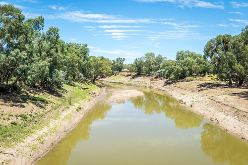 The Darling River