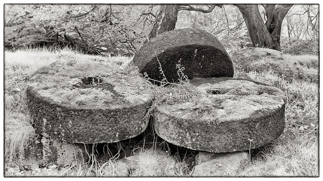 Millstones Bole Hill 4 - Infra Red