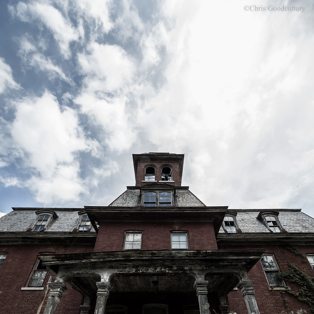 Wind and Ruins | Willard Asylum for the Insane