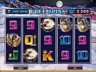 Mystic Dreams Free Spins