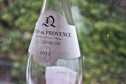 Quinson Rose Label