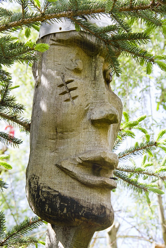 Wooden Faces