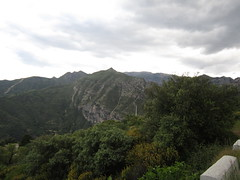 Subiendo a Granada