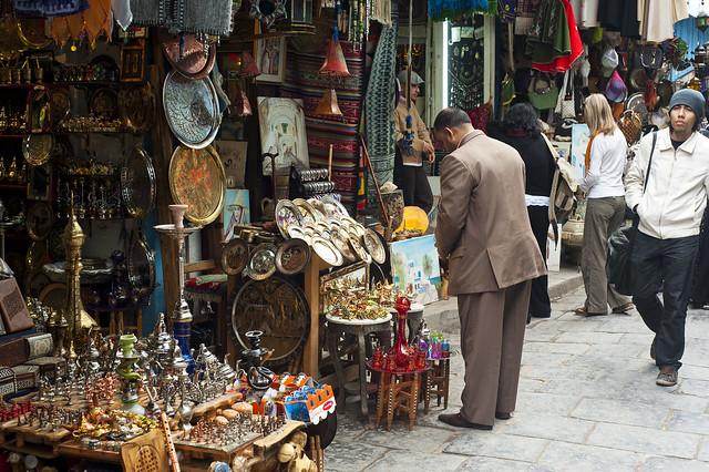 DSC_5280 Tunis, Tunisia, Medina