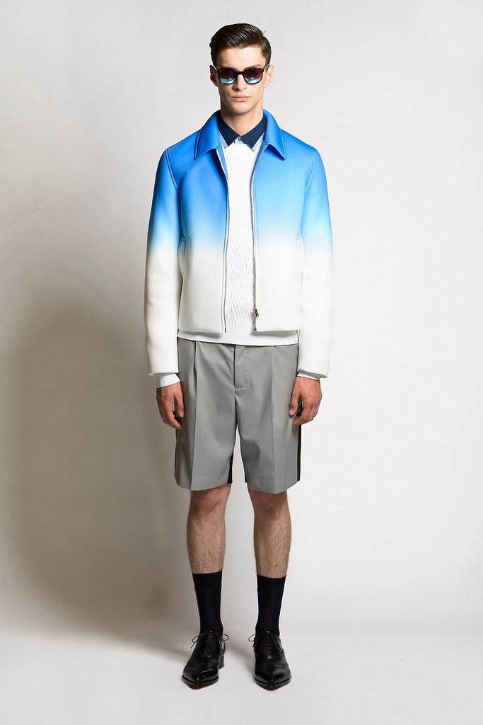 SS14 London Jonathan Saunders037_Matthew Bell(fashionising.com)