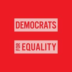 DemocratsforEquality