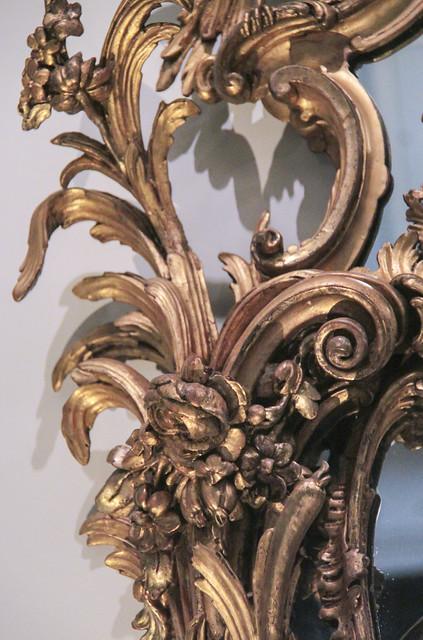 Mirror - detail