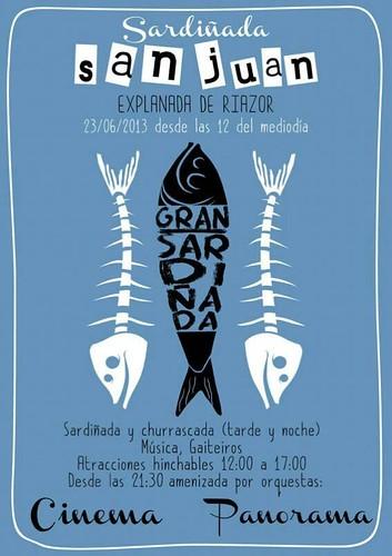 A Coruña 2013 - San Xoán - cartel 2