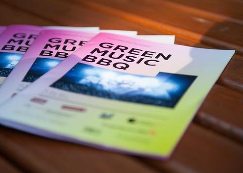 Green Music BBQ 2013