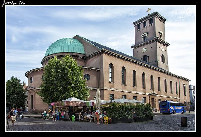 Catedral de Copenhague (Domkirke)
