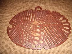 Dansk Fish Trivet