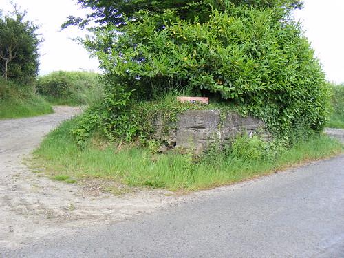 Stondin Laeth, Blaenbarre, Rhydlewis