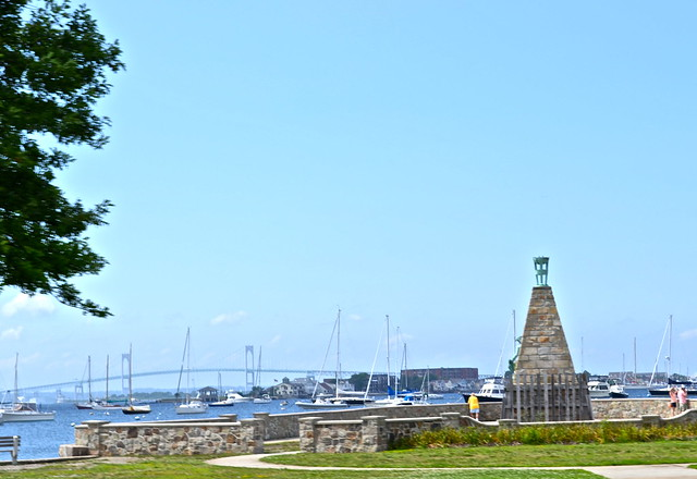 Newport Rhode Island Ocean Drive - Ten Mile Drive