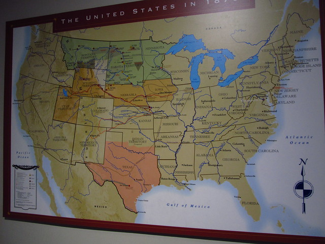 Little Bighorn Battlefield National Monument Exhibit insid Flickr Phot