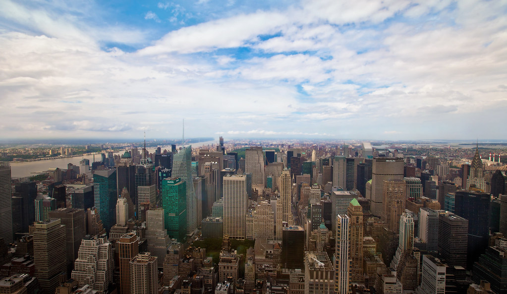 View from Empire State Building | New York