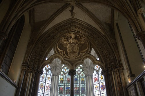 Entrance to Chapter House