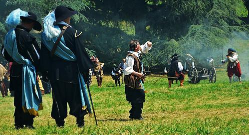 Assedio  di  Canelli .... Battaglia  sul  campo