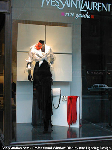 window display designers NYC