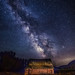 TA Moulton Barn Under The Milky Way by Jerry T Patterson