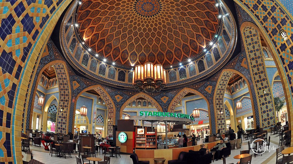 BUTTATA MALL, DUBAI, TRAVEL BLOG, STARBUCKS,