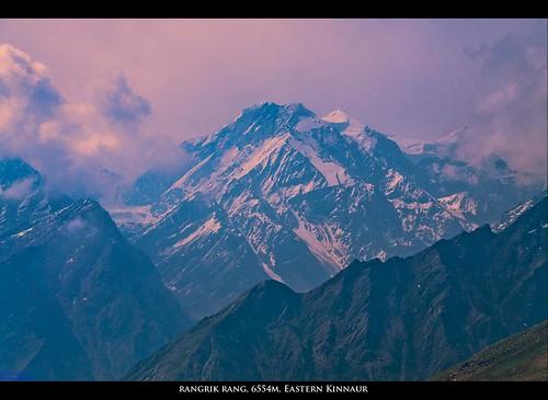 Rangrik Rang, Tidong Valley, S-E Kinnaur, Himachal Pradesh, India