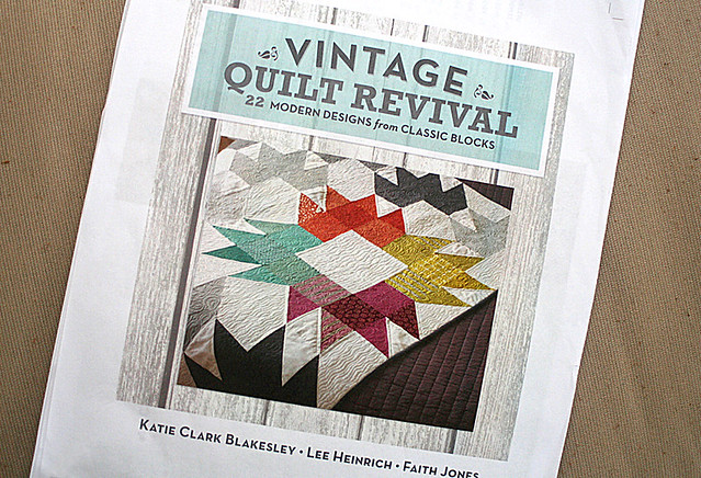 Vintage Quilt Revival final review!