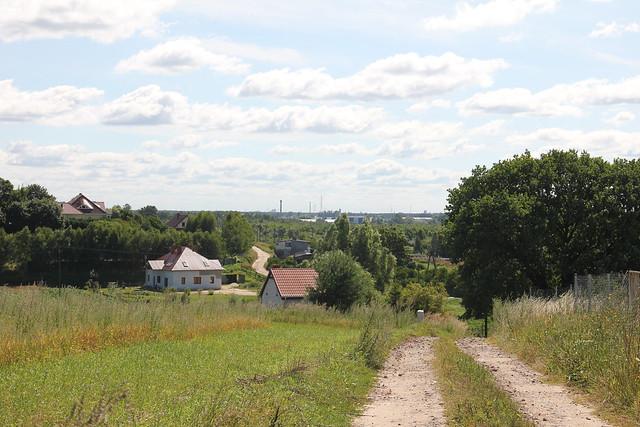 Pawłówek village 23.07.2013